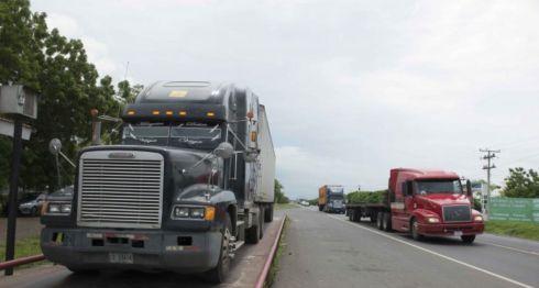 transporte de carga, nicaragua, honduras