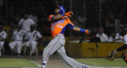 Darrel Campbell, Liga de Beisbol Profesional Nacional