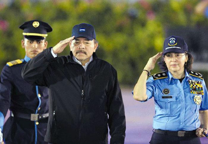 Aminta Granera, Nicaragua
