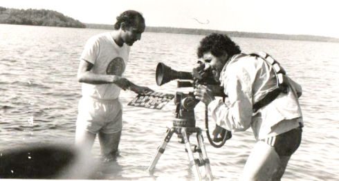 El largometraje documental Los hijos del río, del director Fernando Somarriba de Valery, sigue siendo una de las obras más representativas de la década del cine en los años ochenta. LA PRENSA/Fucine/Archivo