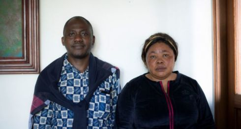 camerunés, migrantes africanos