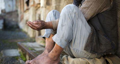 La pobreza en Nicaragua y el espíritu de compartir en Navidad. LA PRENSA/ TOMADA DE INTERNET