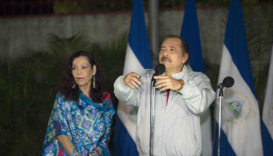 Gobierno, Daniel Ortega, Rosario Murillo, sanción, Estados Unidos, Roberto Rivas