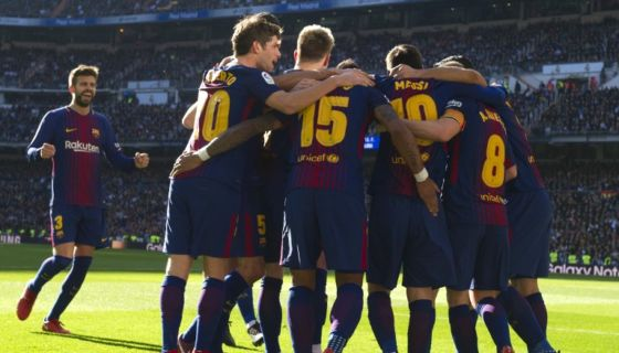 Barcelona, Real Madrid, futbol, clásico español