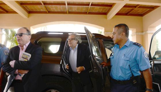 non grato, OEA, diálogo nacional, Conferencia Episcopal, opisición en Nicaragua