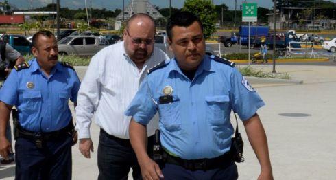 Sanción contra Roberto Rivas