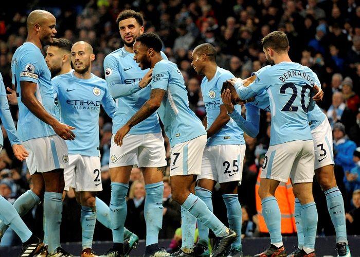 El Mánchester City intentará mantener su paso invicto en la Premier en el Boxing day. LA PRENSA/AP/Rui Vieira