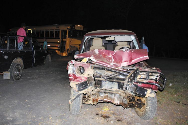 La principal causa de las muertes en los accidentes fue por conducir en estado de ebriedad. La Prensa/ Archivo.