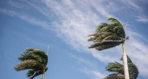 Fuertes rachas de viento, Fuertes vientos, Nicaragua