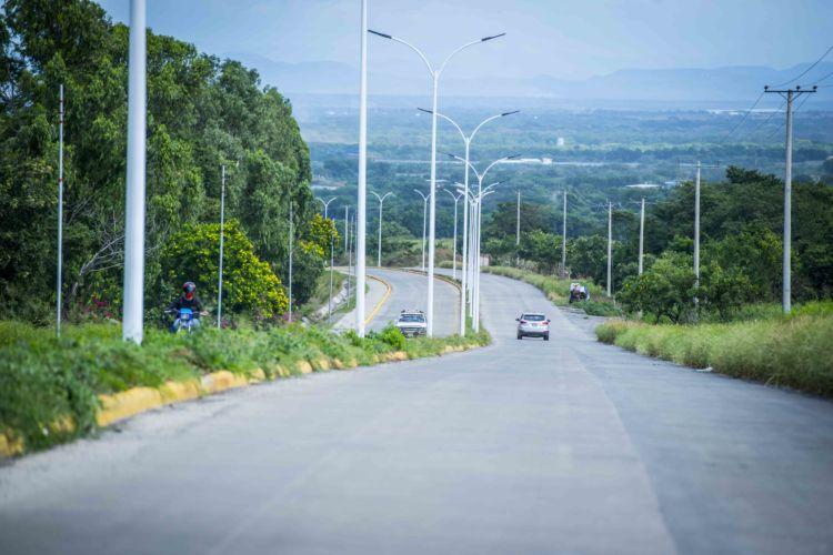 Ruta alterna de Carretera a Masaya