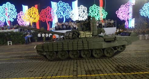 buques, tanques, rusos, armamento militar, Nicaragua, Ejército, Rusia