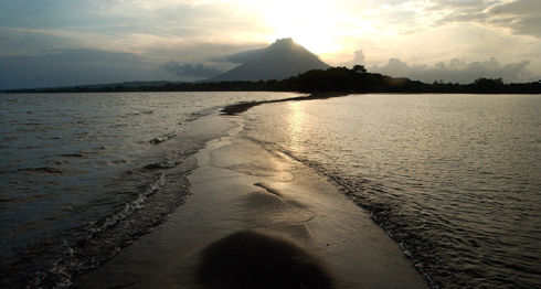 .Punta de Jesus y María es las playas que puede visitar durante las vacaciones de año nuevo. LA PRENSA/ Oscar Navarrete