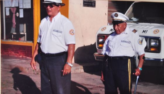 bomberos, Boaco