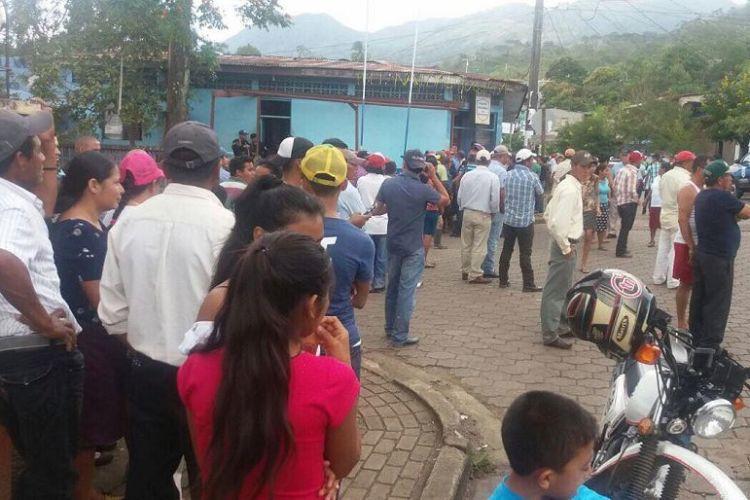 río Blanco, masacre, cafetalero, Matagalpa
