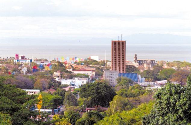 Planes maestros de Managua