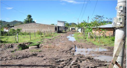 Boaco, aguas residuales