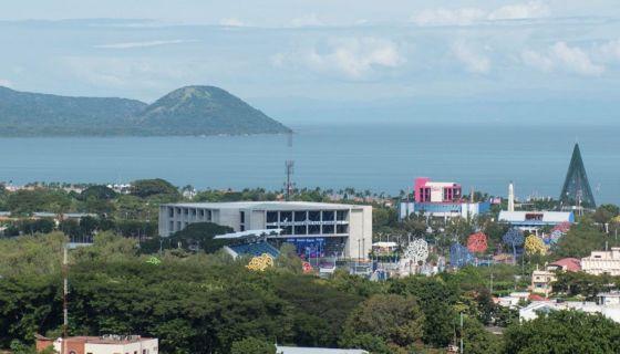 Managua, Construcciones, Nicaragua,