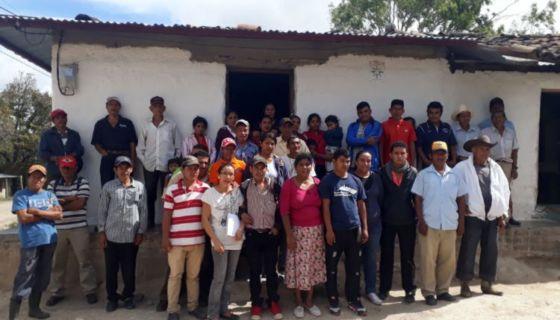 Concejales liberales, con el respaldo de varias fuerzas políticas, decidieron ayer no juramentarse el 10 de enero en Managua ni asumir las concejalías ganadas en el municipio de San José de Cusmapa, en Madriz. LA PRENSA/W. Aragón