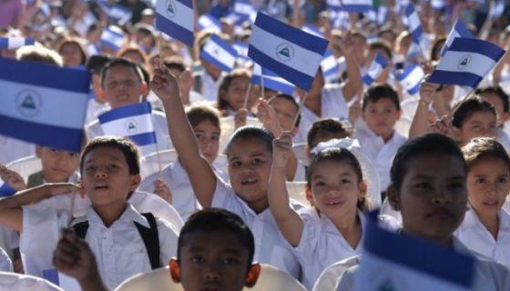 Clases en Nicaragua