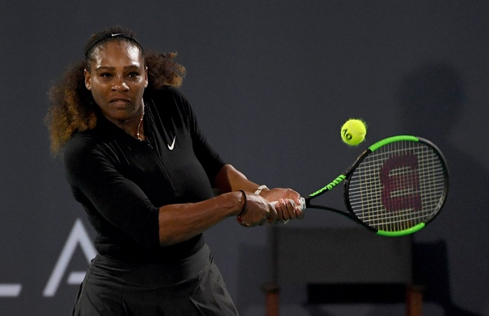 Serena Williams, Abierto de Australia, Tenis