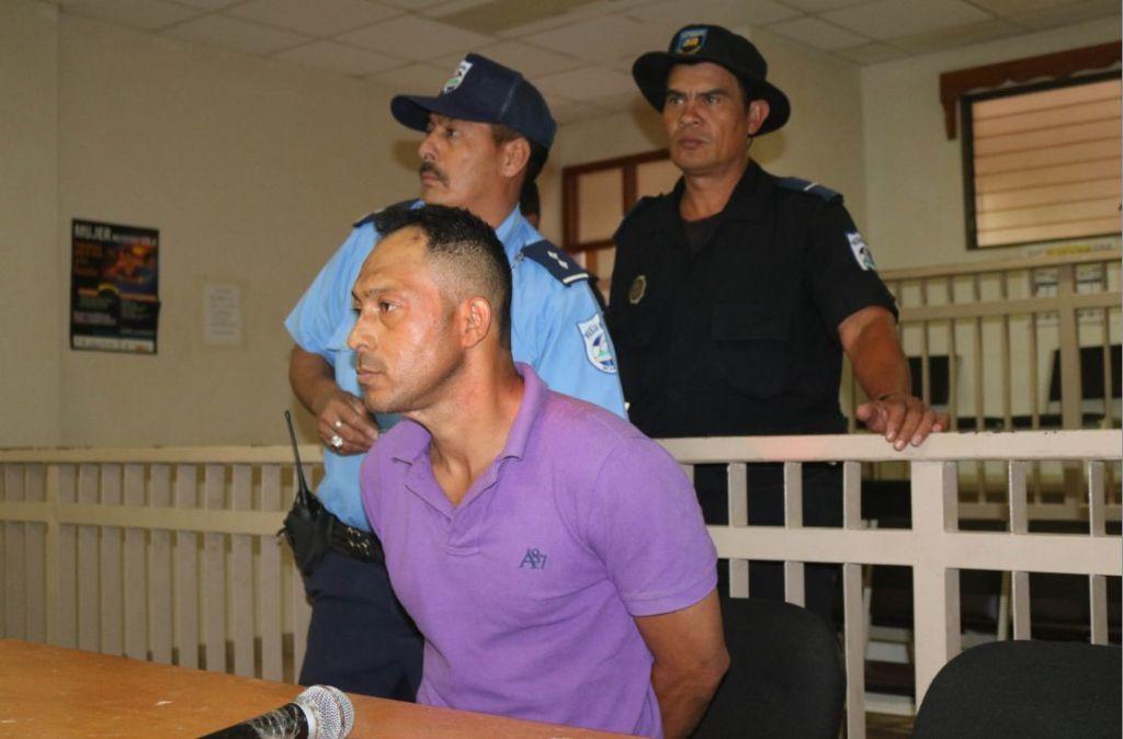 El femicida de Sébaco ya había sido condenado por violencia. LA PRENSA/ Luis E. Martínez