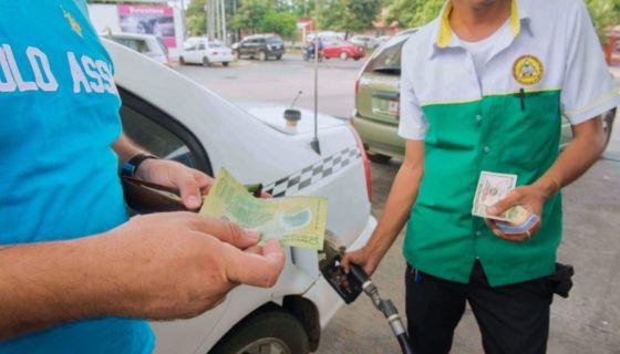El precio de los combustibles en Nicaragua varía cada semana. LA PRENSA/ ARCHIVO