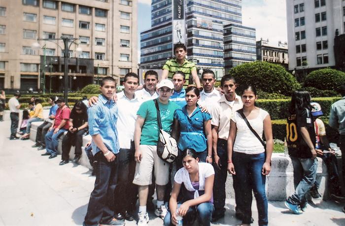 Como Selección Nacional de Remo las familias Potoy y Vanegas han viajado a 11 países de América y le han ganado a atletas de Argentina y Brasil. LA PRENSA/CORTESÍA