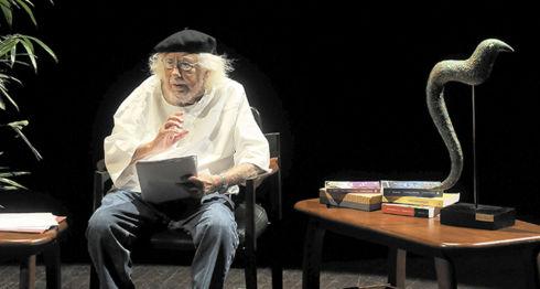Ernesto Cardenal. LA PRENSA/Archivo