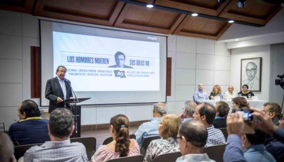 Presentación del libro Pedro Joaquin: Juega!