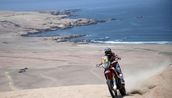 Rally Dakar, Carlos Sainz, Kevin Benavides