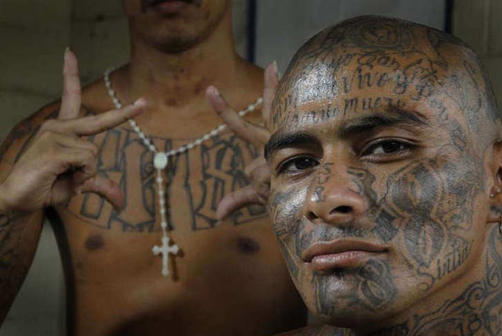 Mara Salvatrucha, Guatemala, terroristas