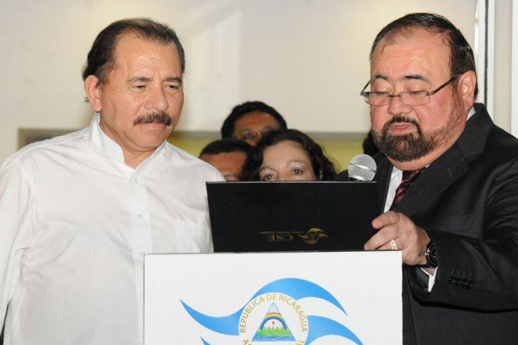 reformas profundas, Roberto Rivas, Daniel Ortega, reforma electoral, Ley Electoral, reforma a Ley Electoral