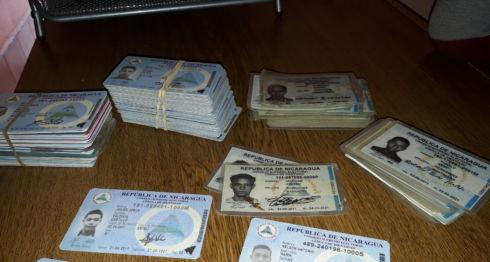 Más del 80 por ciento de los ciudadanos de Estelí han renovado sus cédulas de identidad explicó el presidente del CED en Esteli. LA PRENSA/ROBERTO MORA