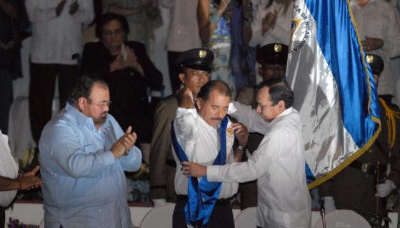 Roberto Rivas, Daniel Ortega, elecciones, sanciones, Estados Unidos