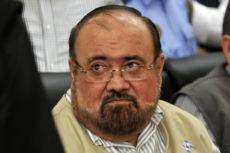 Roberto Rivas, presidente del Consejo Supremo Electoral, es una de las 13 personas acusadas por el Ejecutivo de Estados Unidos de ser un violador de los derechos humanos y un corrupto, al amparo de la Ley Global Magnitsky. LA PRENSA / Óscar Navarrete