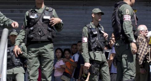 Venezuela, saqueos en Venezuela