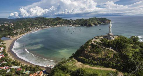 turismo, Nicaragua, resort, san juan del sur