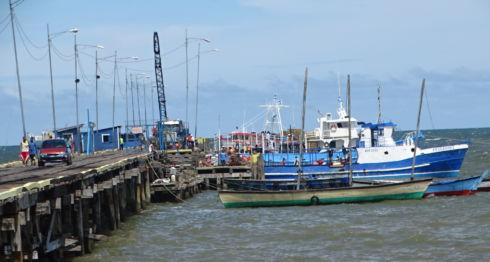 caribe, embarcaciones