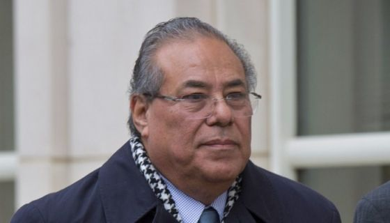 Julio Rocha, expresidente de la Federación Nicaragüense de Futbol y funcionario de la FIFA, se declaró culpable de siete cargos relaciones al caso conocido como FIFA Gate. LA PRENSA/AFP