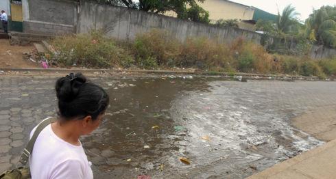 Enacal, agua potable, préstamo, BID, alcantarillado