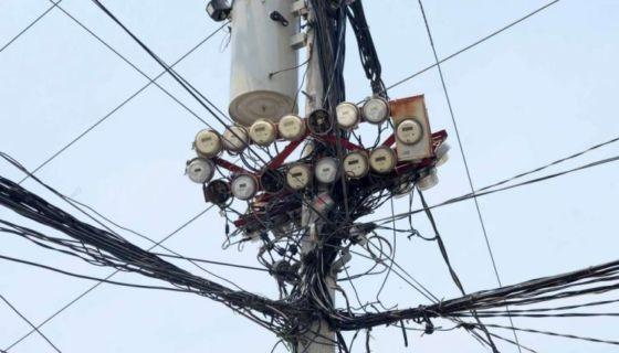 conexiones eléctricas