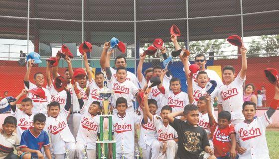 Campeonato Nacional de Beisbol Infantil AA