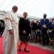 Manifestaciones quitan brillo a primera misa del papa Francisco en Chile