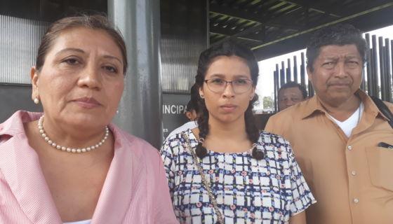 Cinthya Zeledón, violación