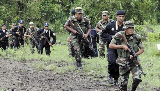 Ejército de Nicaragua, Cruz de Río Grande, Libro Blanco