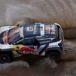 Carlos Sainz da un paso más, con susto incluido, hacia su segundo Dakar