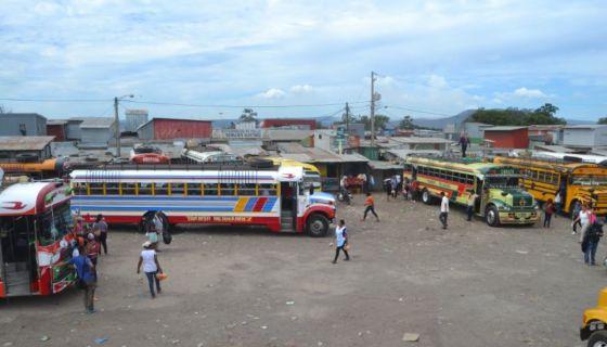 Masaya, mercado municipal