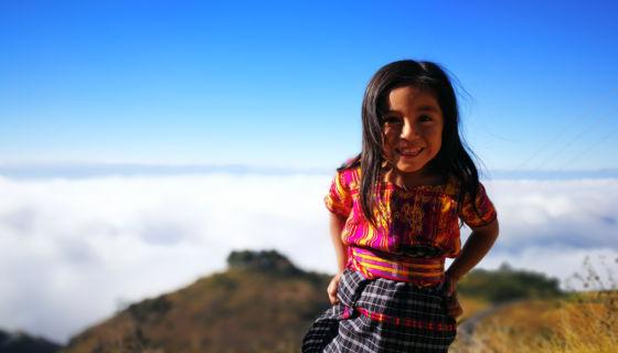 foto del lector, Guatemala, sonrisas