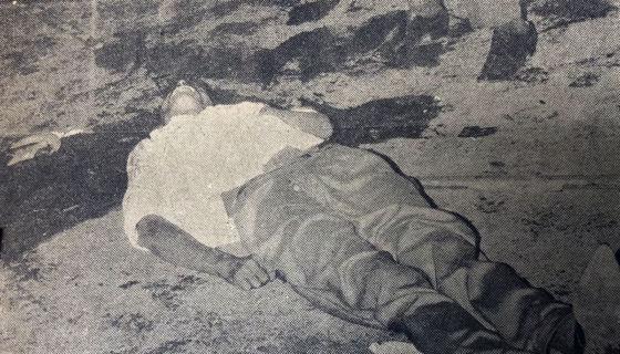 22 de enero de 1967, masacre de Managua, Avenida Roosvelt, Somoza, Guardia Nacional
