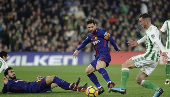 Barcelona, Liga española, Real Madrid